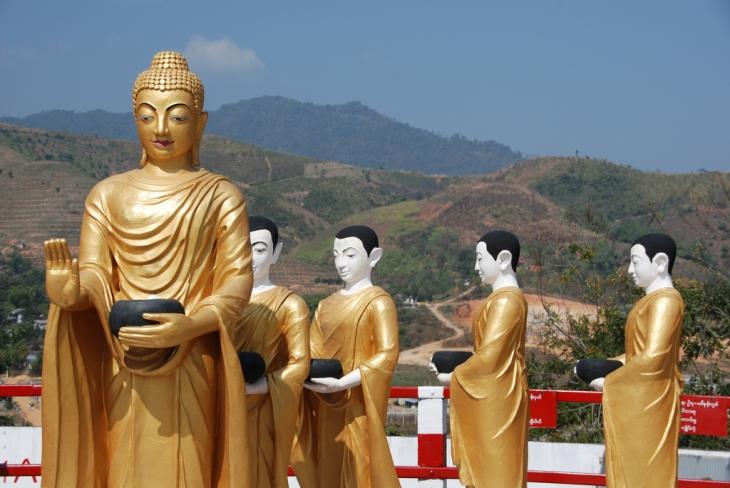 Buddhist Myanmar